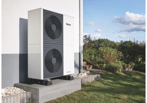 The aroTHERM plus heat pump from Vaillant
