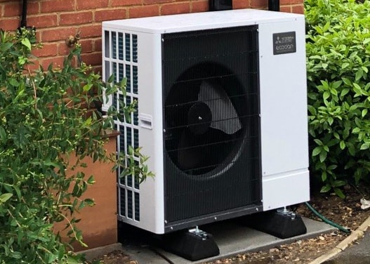 The Ultra Quiet Ecodan from Mitsubishi Electric