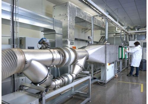 Camfil's Tech Centre in Sweden