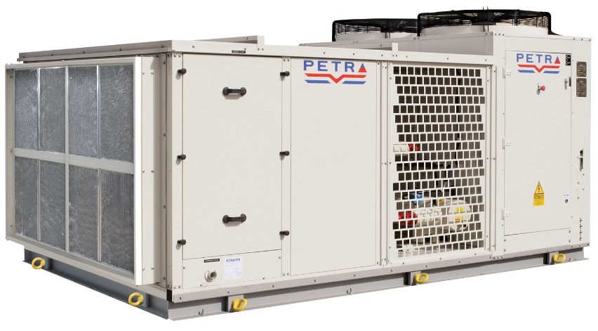 The Petra R290 units will be on show at Mostra in March