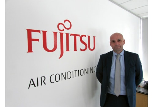 Phil Deverick, Commercial Manager at Fujitsu