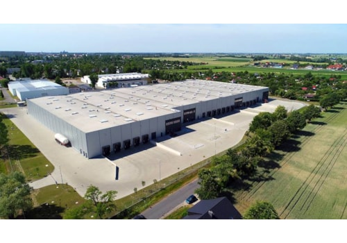 The new Toshiba Carrier factory in Poland