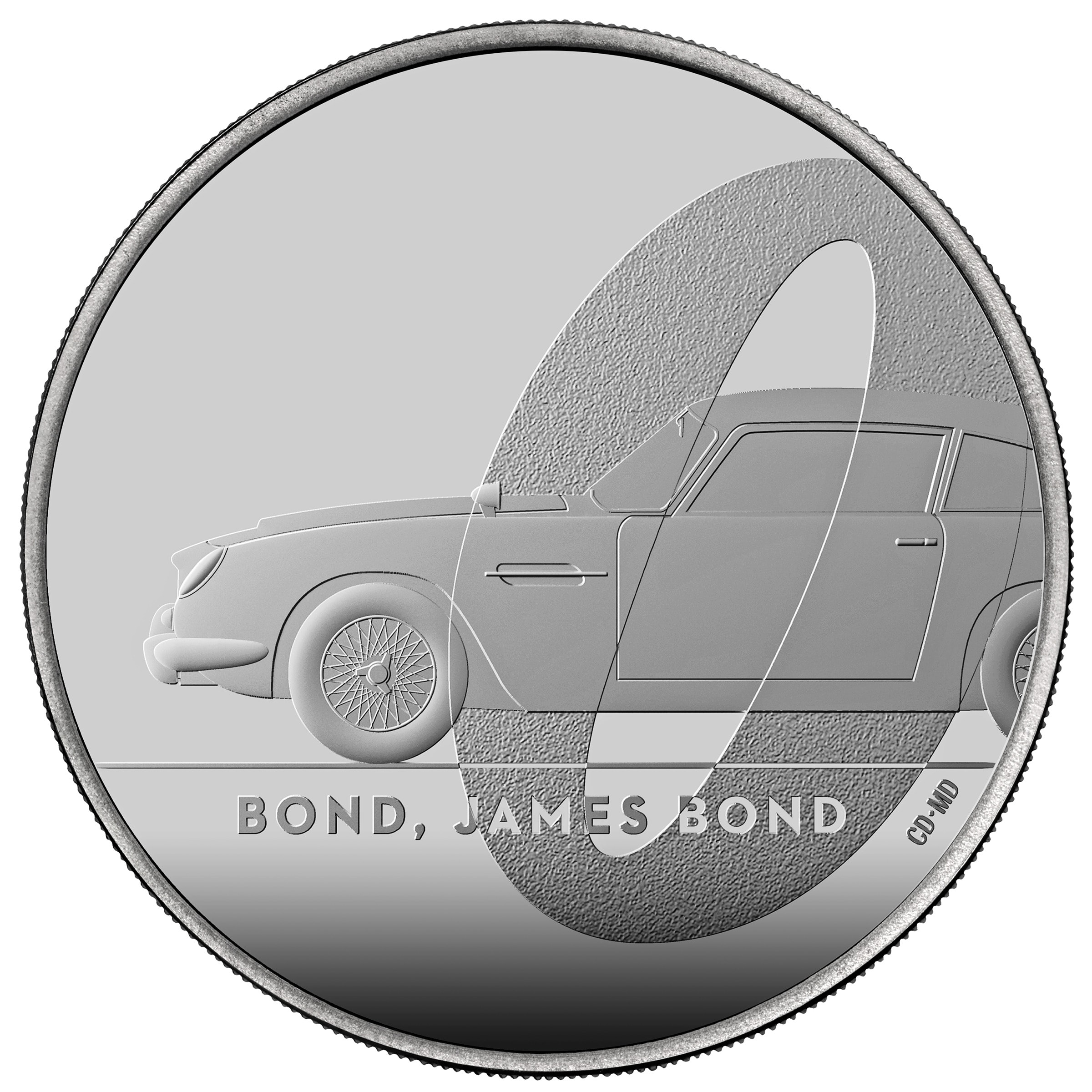 Royal Mint Releases James Bond Coin Collection