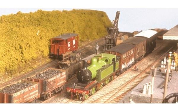 Deeping Model Railway club layout
