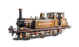 LB&SCR Stroudley A1 Class 0-6-0 Tank Locomotive 'Brighton'