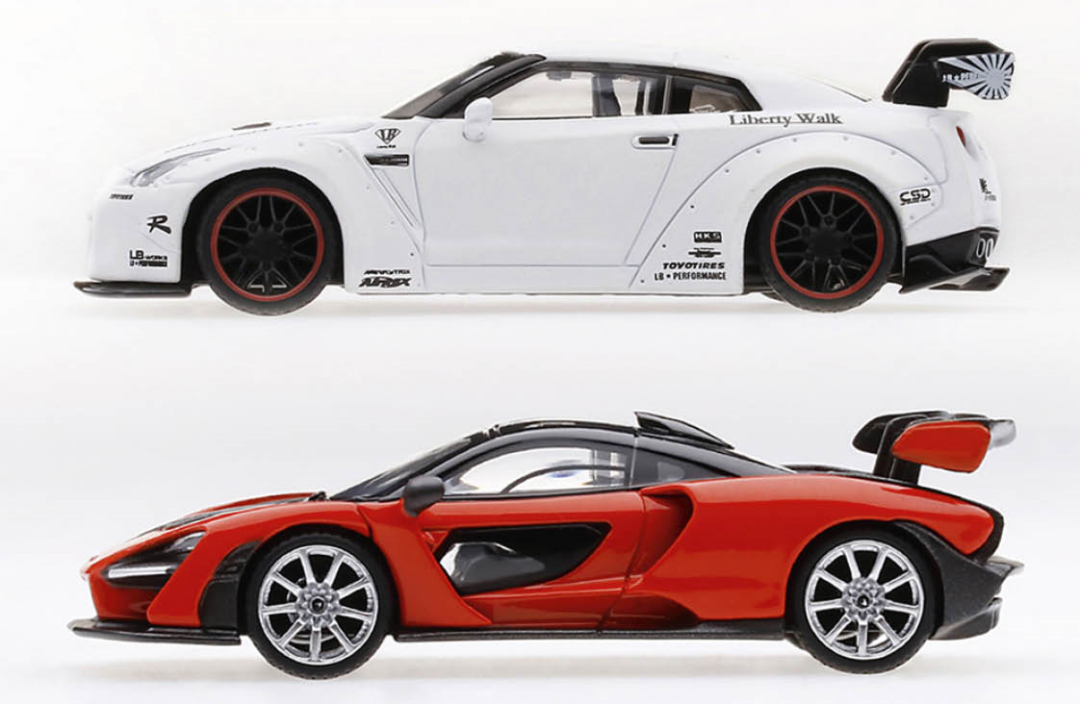 New 1 64 Scale Mini Gt Range Arrives From Tsm Model Collectors Club Of Great Britain