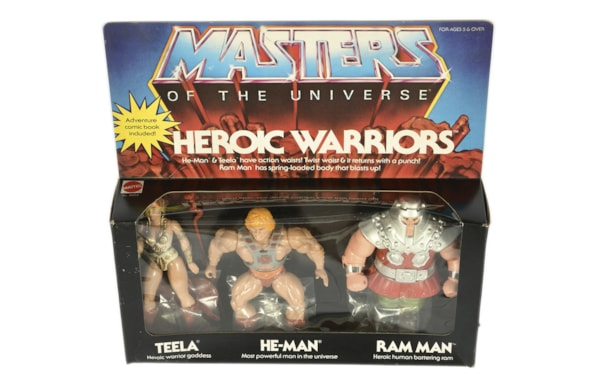 Mattel He-Man Masters of the Universe Heroic Warriors