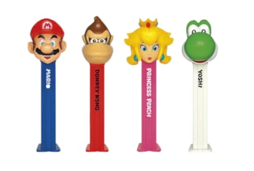 Collecting mint condition modern PEZ is very affordable, with a huge variety of aftermarket options.