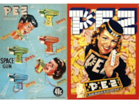 Print ads remain a popular part of the PEZ collecting scene.