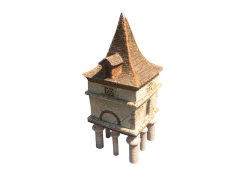 Quercy-Miniatures-Dovecotes-50737.jpg