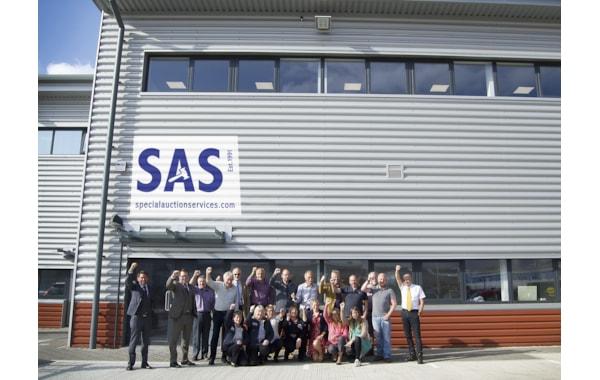 SAS new premises Newbury