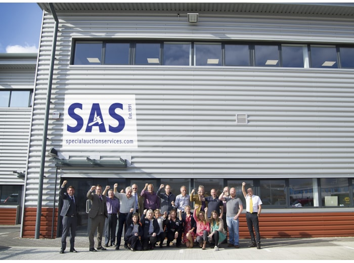 SAS new premises Newbury