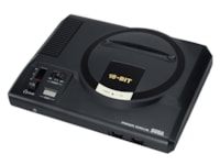 Released in Europe in 1990, the Mega Drive actually outperformed the SNES in the European market