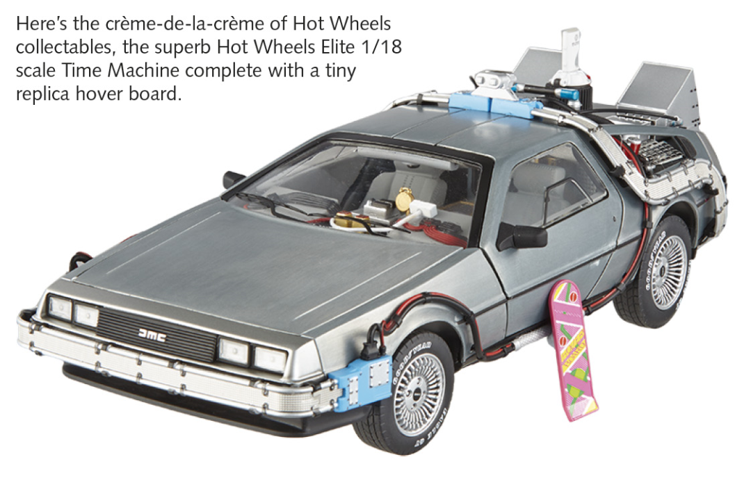 Back to the Future collectables - Collectors Club of Great