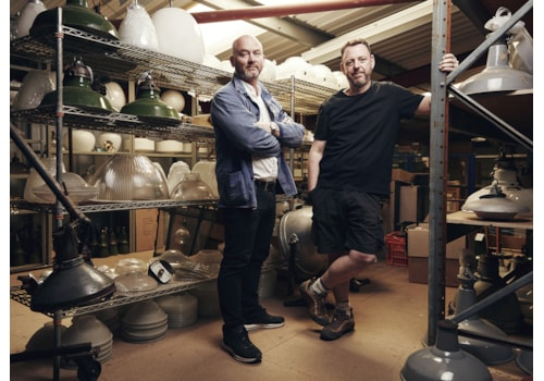 Salvage Hunters on the search for new collectors