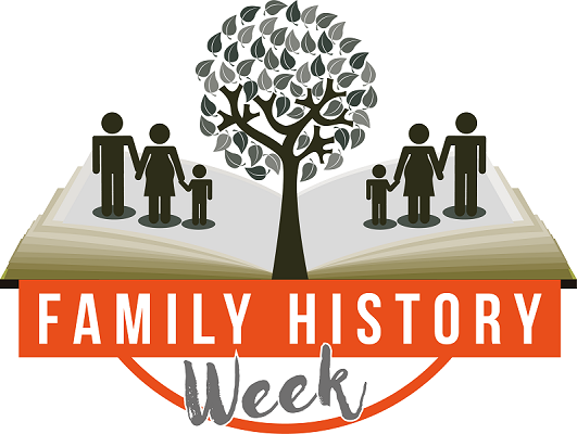 Family History Week logo