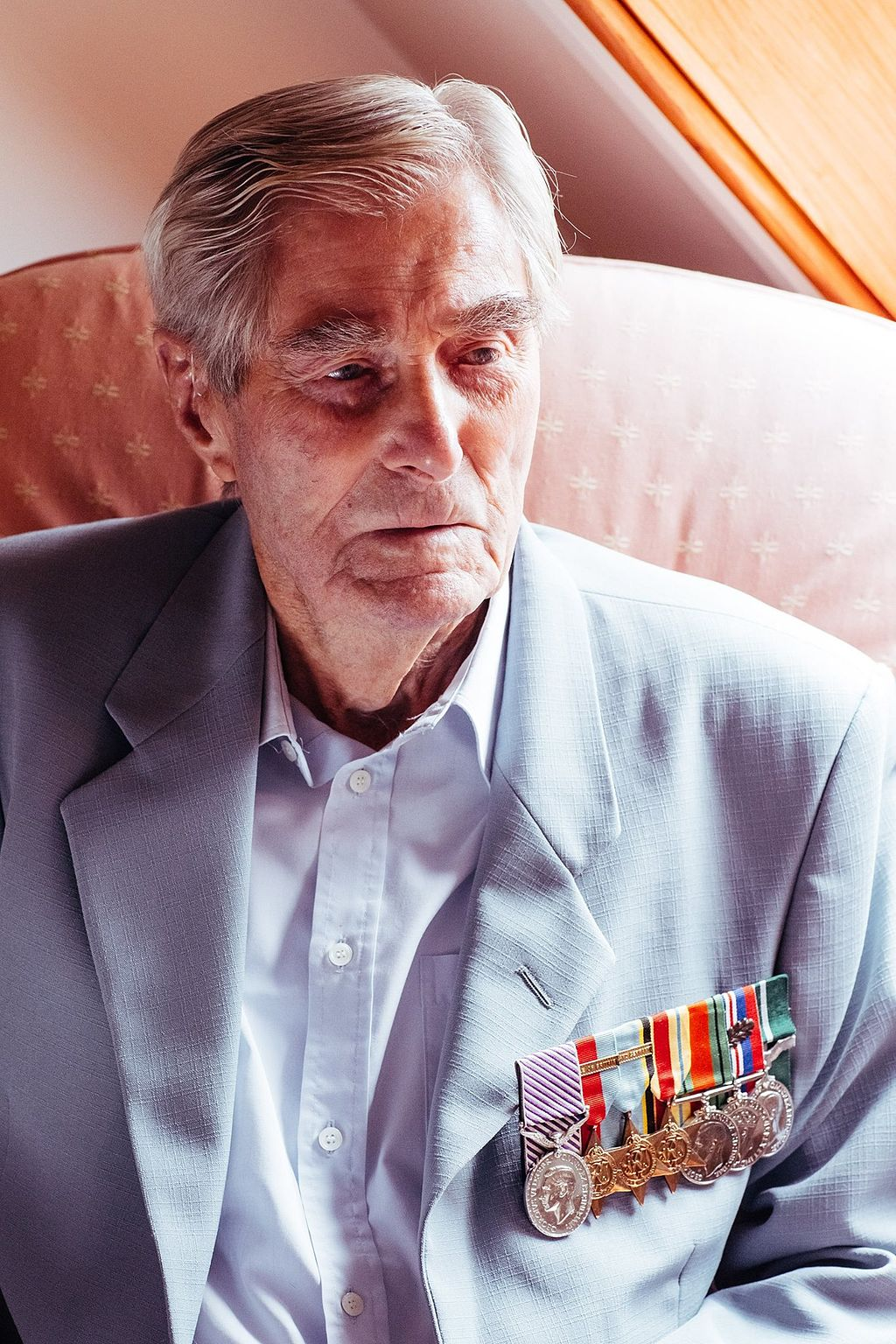 Wing Commander Paul Farnes Oem89 [CC BY-SA (https://creativecommons.org/licenses/by-sa/4.0)]