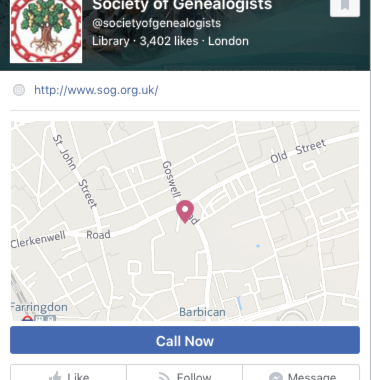 Society-of-Genealogists-on-facebook-63411.png