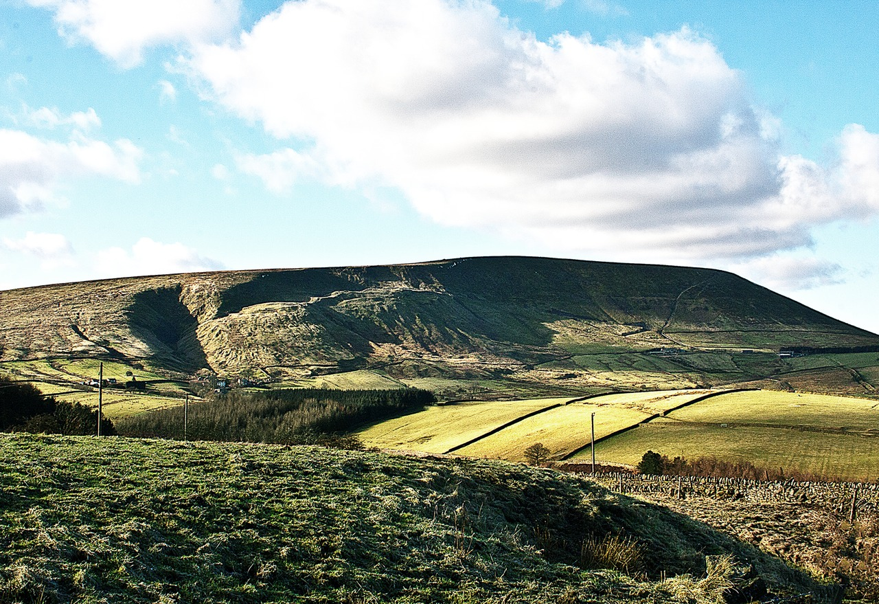 Pendle Hill, copyright Graham Demeline