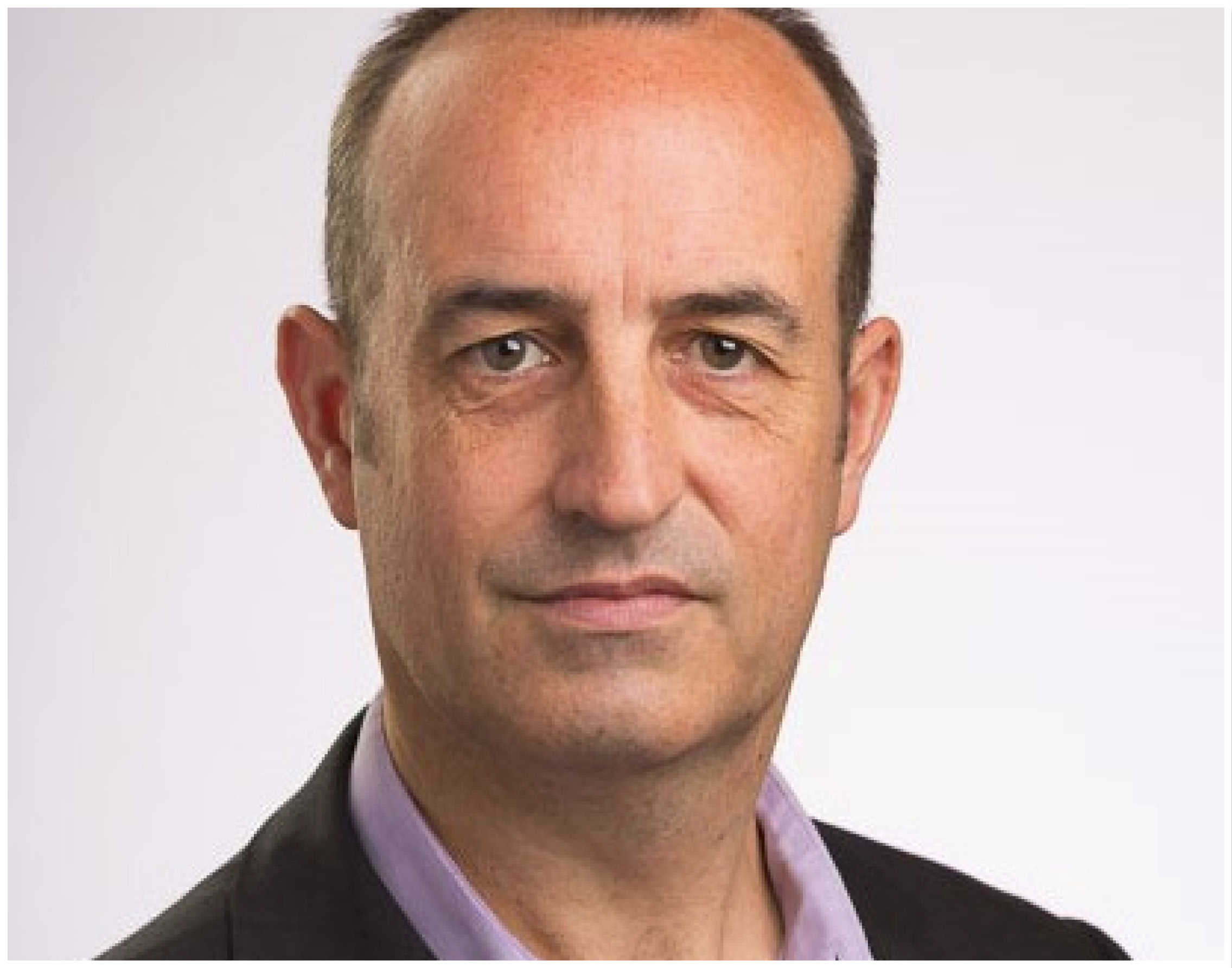 Author, broadcaster & historian Dr Nick Barratt