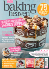Baking Heaven Latest Issue Front Cover