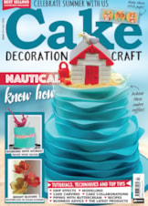 Cake Decoration & Sugarcraft Latest Issue Front Cover