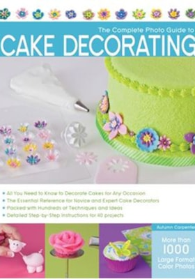 Guide to Cake Decorating Cover