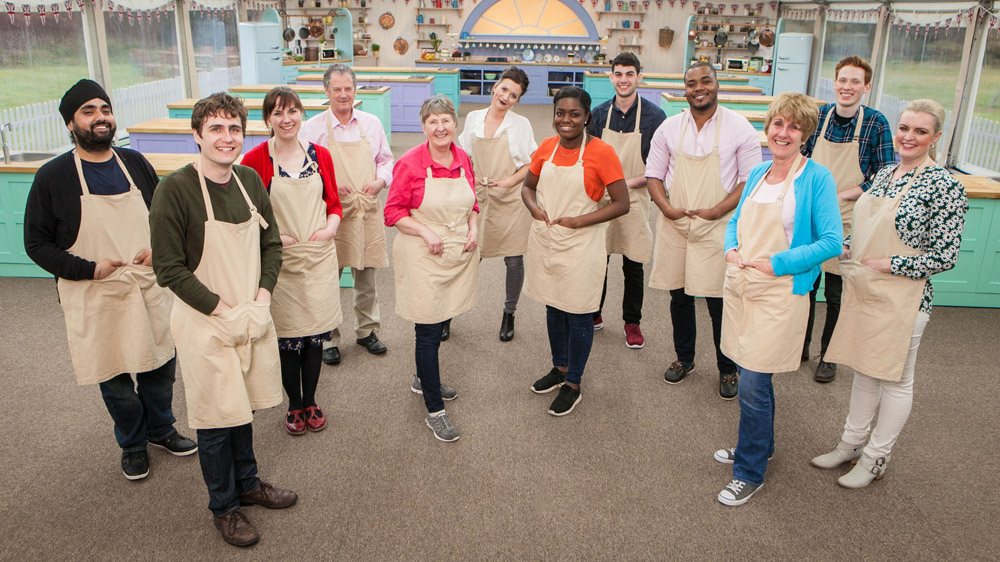 Tears, edible frisbees and second chance sponges – the Great British Bake Off returns