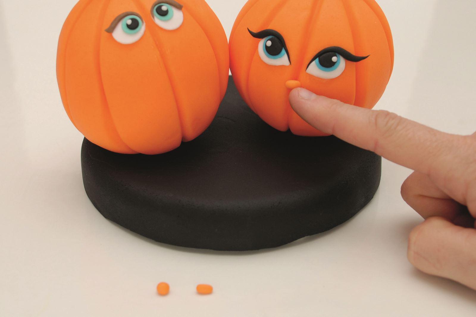 Perfect Pumpkin step 12