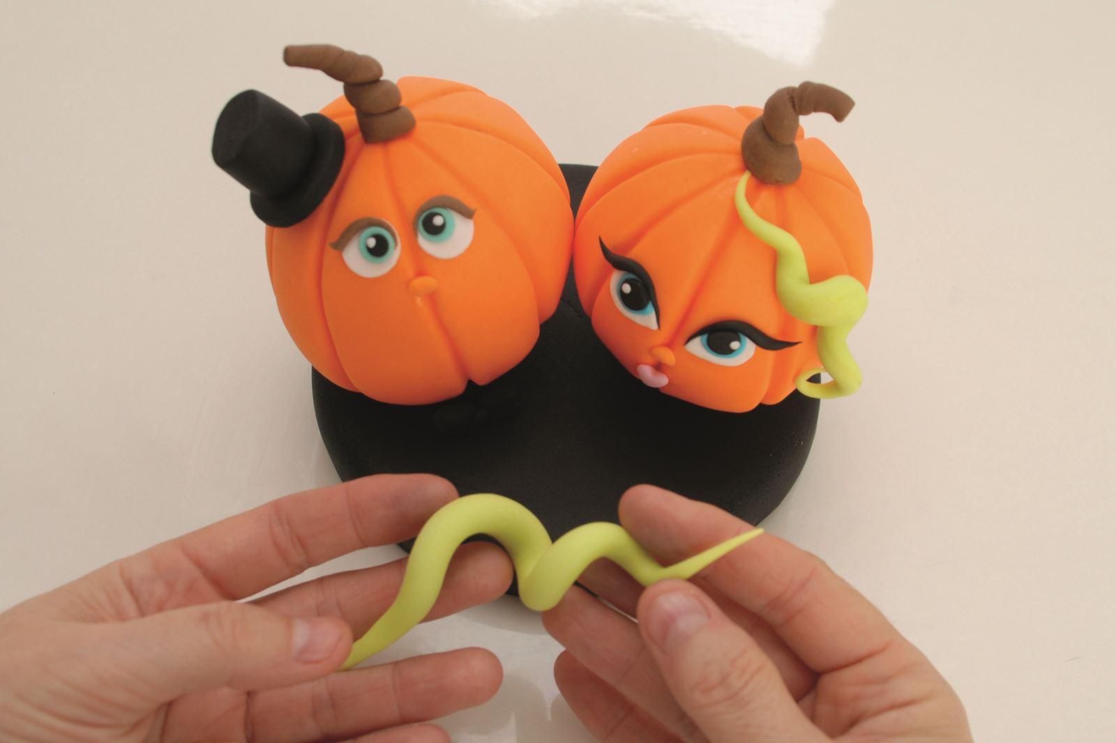Perfect Pumpkin step 17
