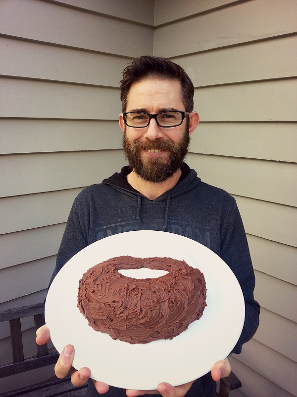 Amazing Beard and Moustache themed Cakes