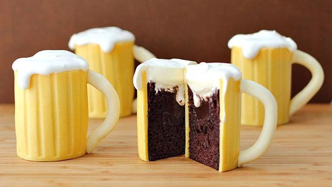 Beer Themed Cakes