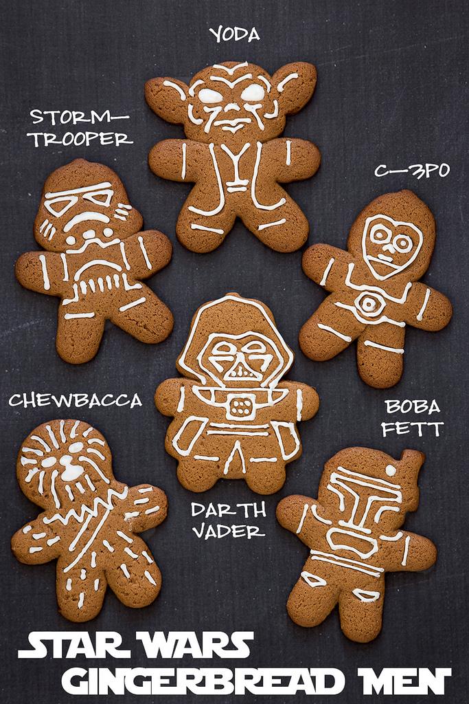 Star Wars Inspired Baking Recipes