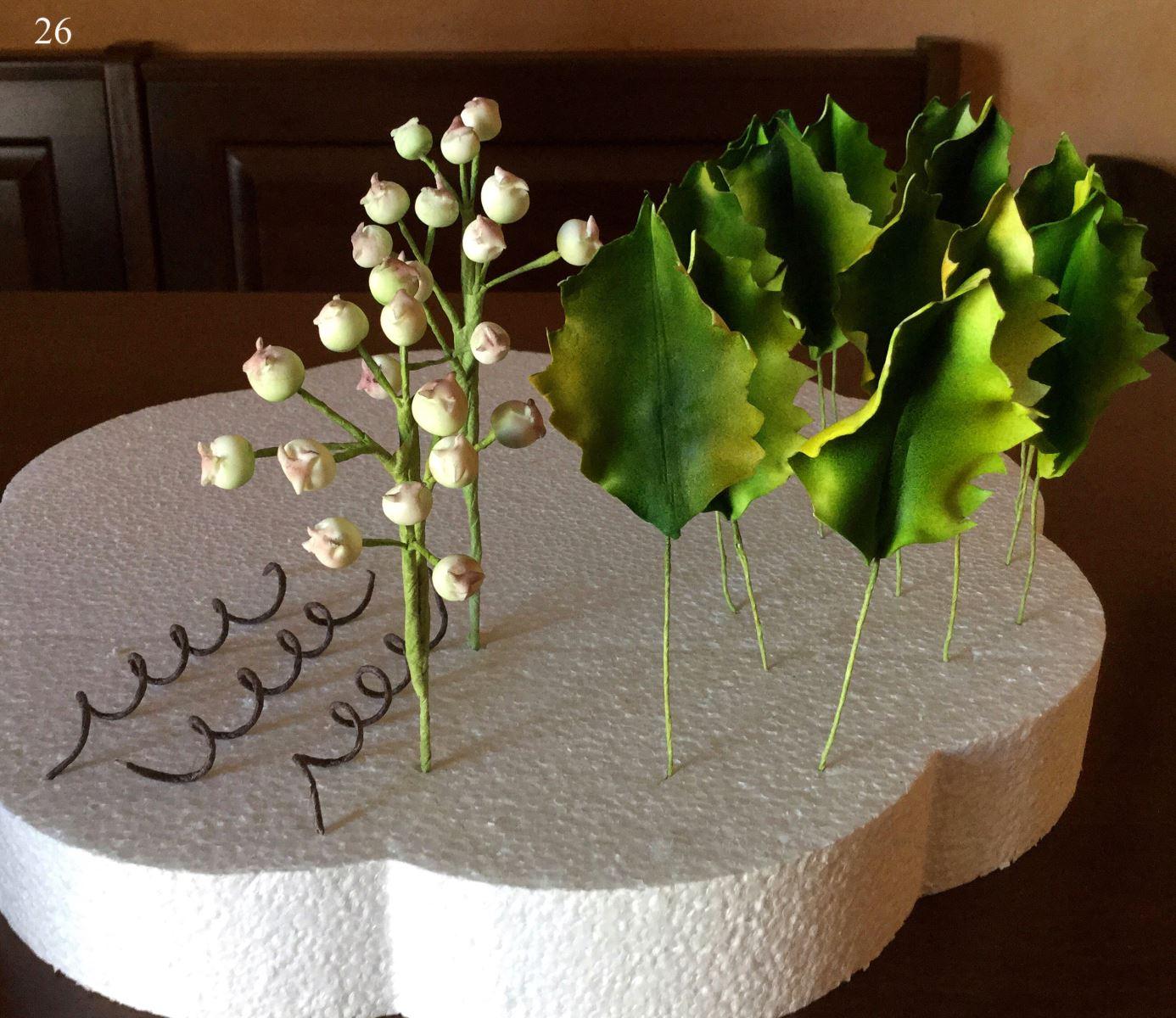 Free Cake Decorating Project: Alternative Christmas Cake
