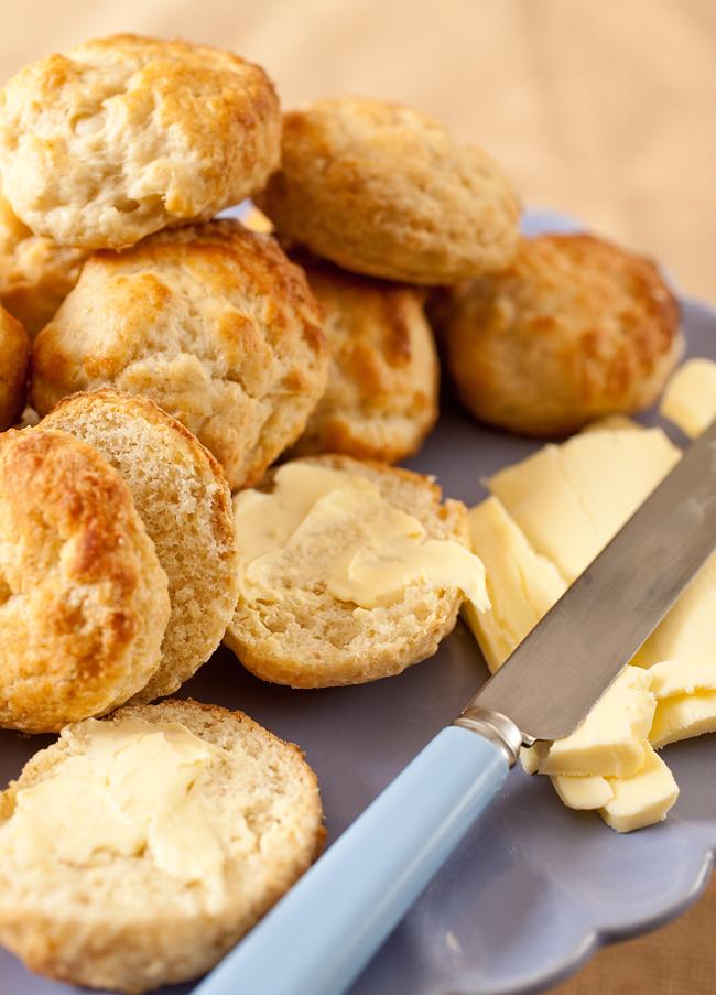 lavender and lemon scones