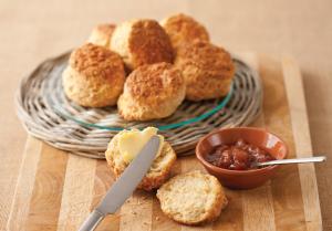 vintage cheddar cheese scones