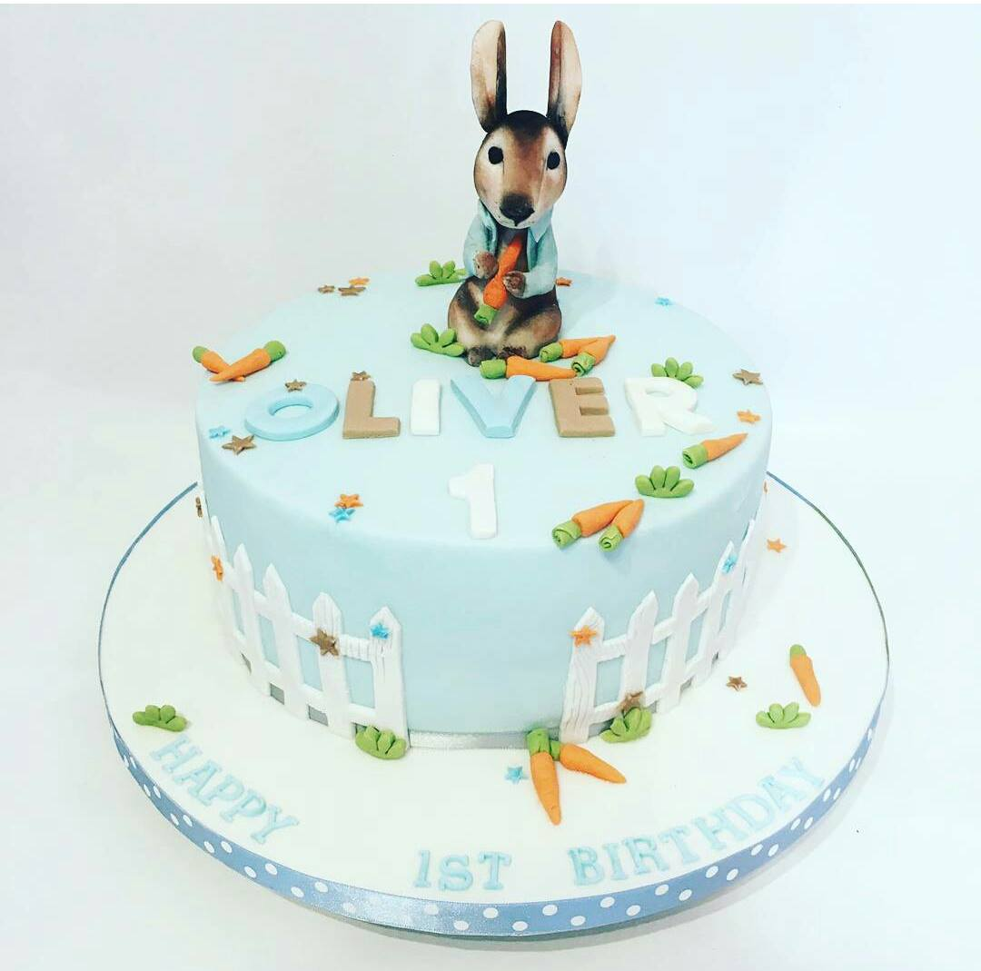 Readers Cake Decoration Project - Week 8