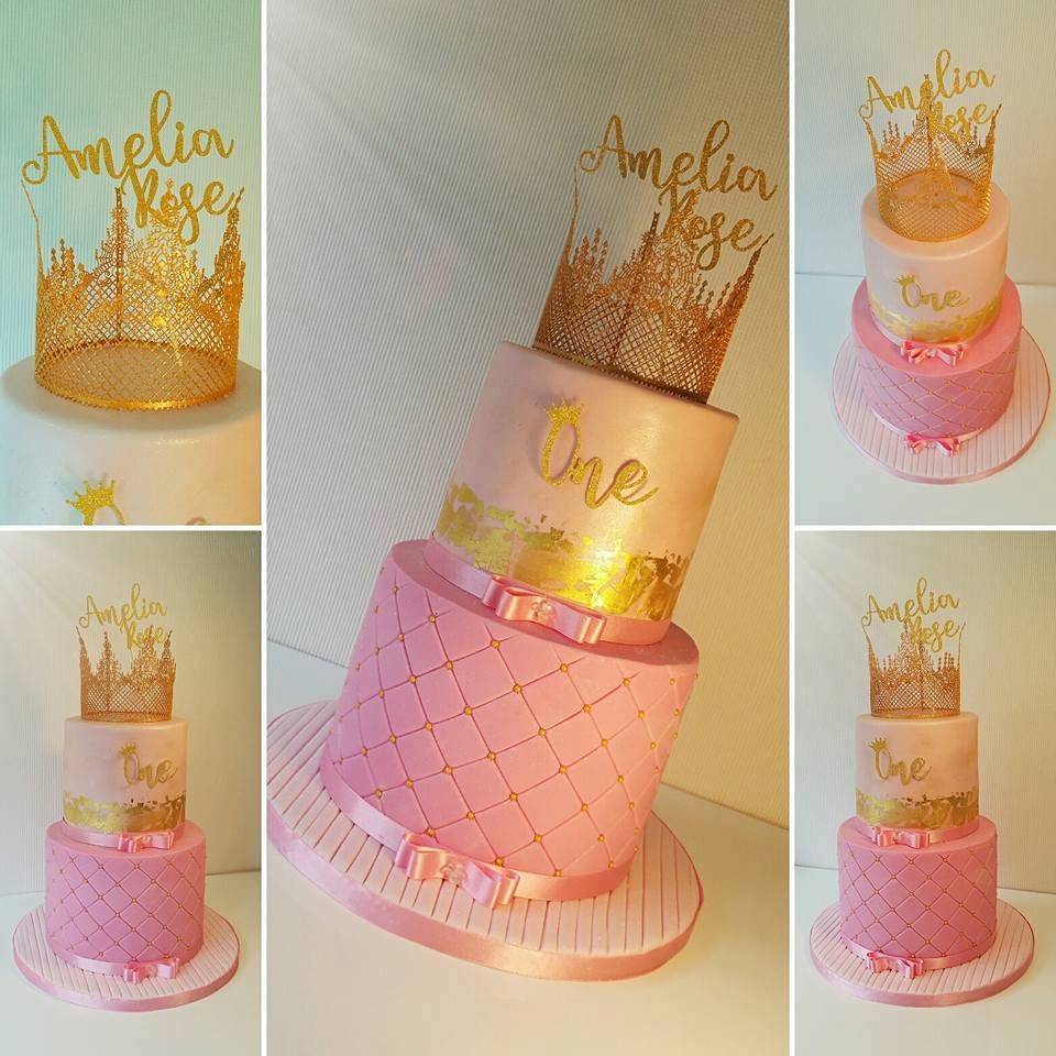 Readers Cake Decoration Projects Week 8