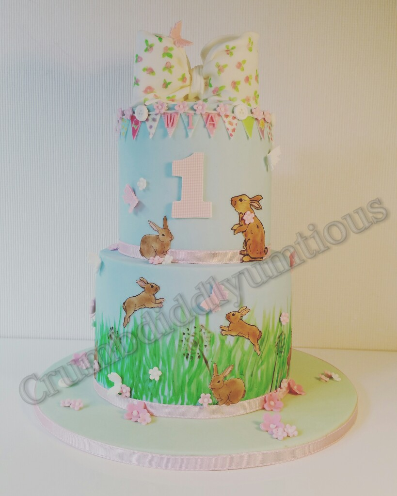 Readers Cake Decoration Project - Week 10