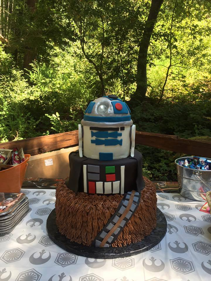 Readers Cake Decorating Projects - Week 12