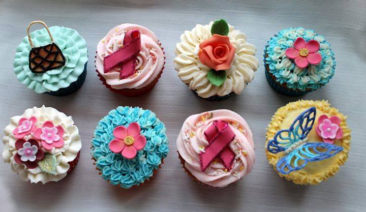 Readers Cupcake Decorating Projects - Week 14