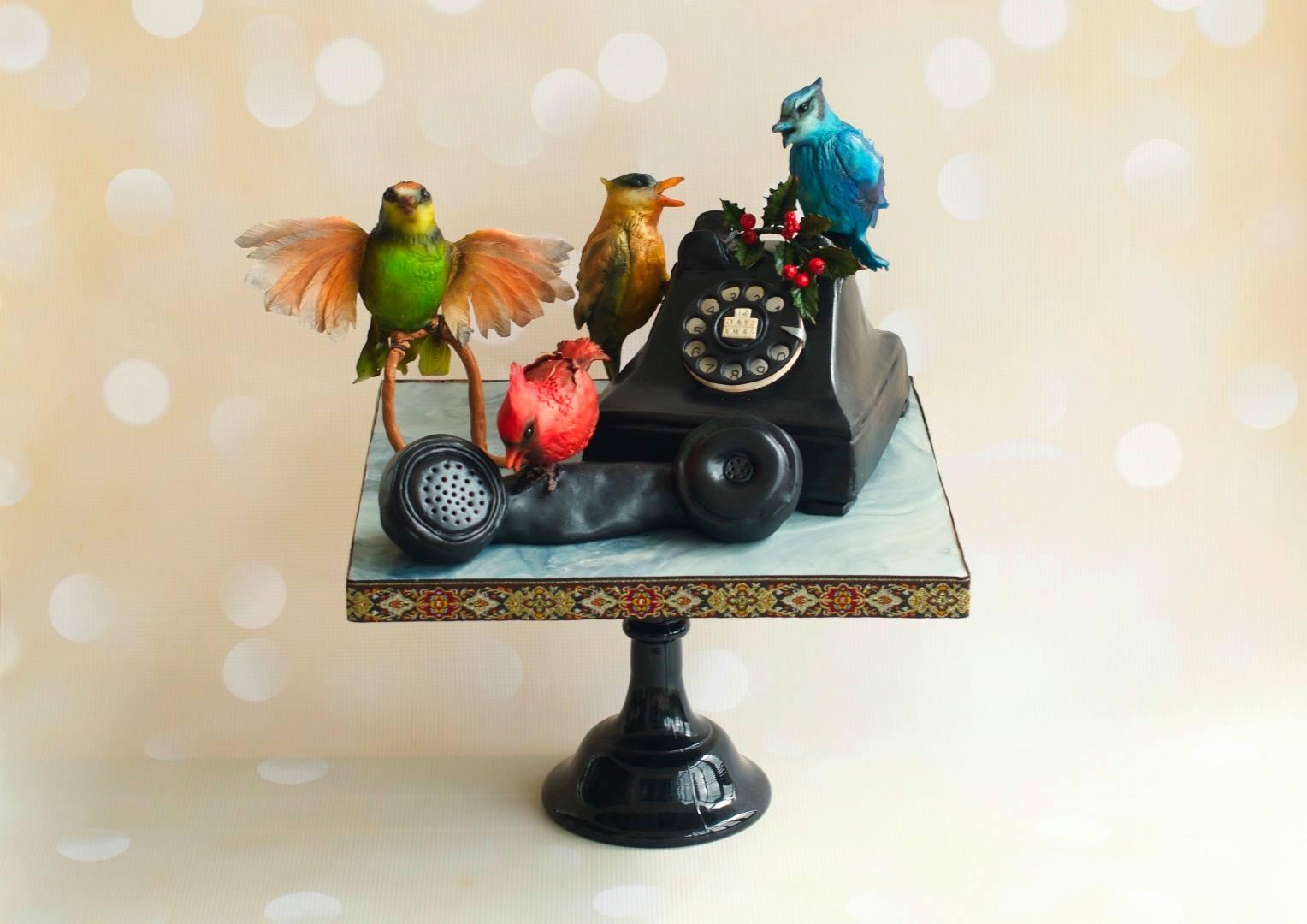 Great British Cake Decorator competition 2018