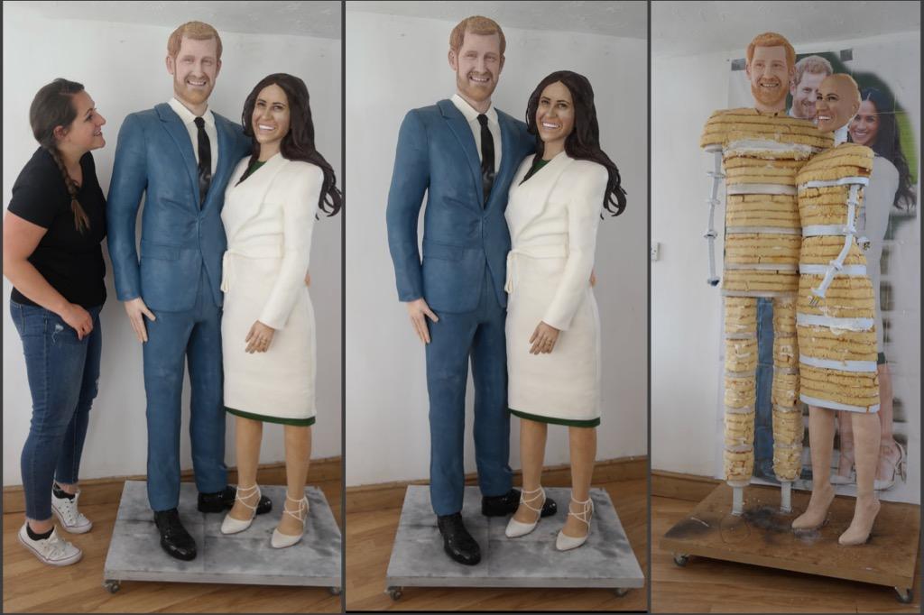 Royal wedding baking releases news