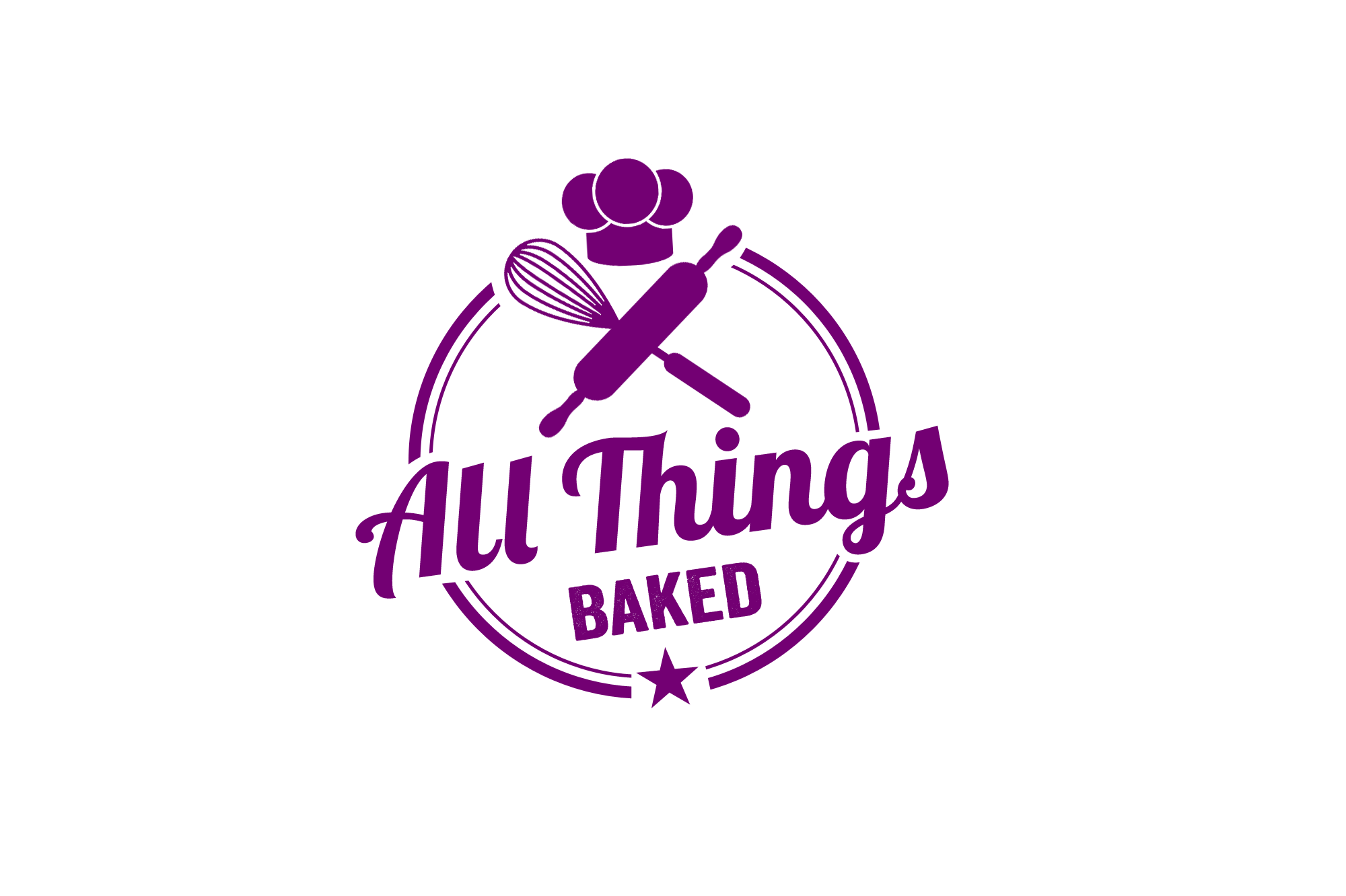 All things baked logo