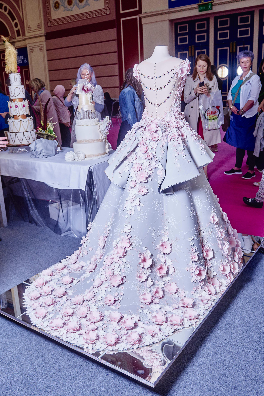 Sweet Dreams with Cake International!