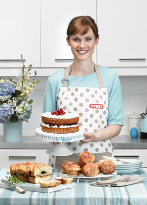 Cathryn Dresser - Pyrex National Baking Week 2014_300