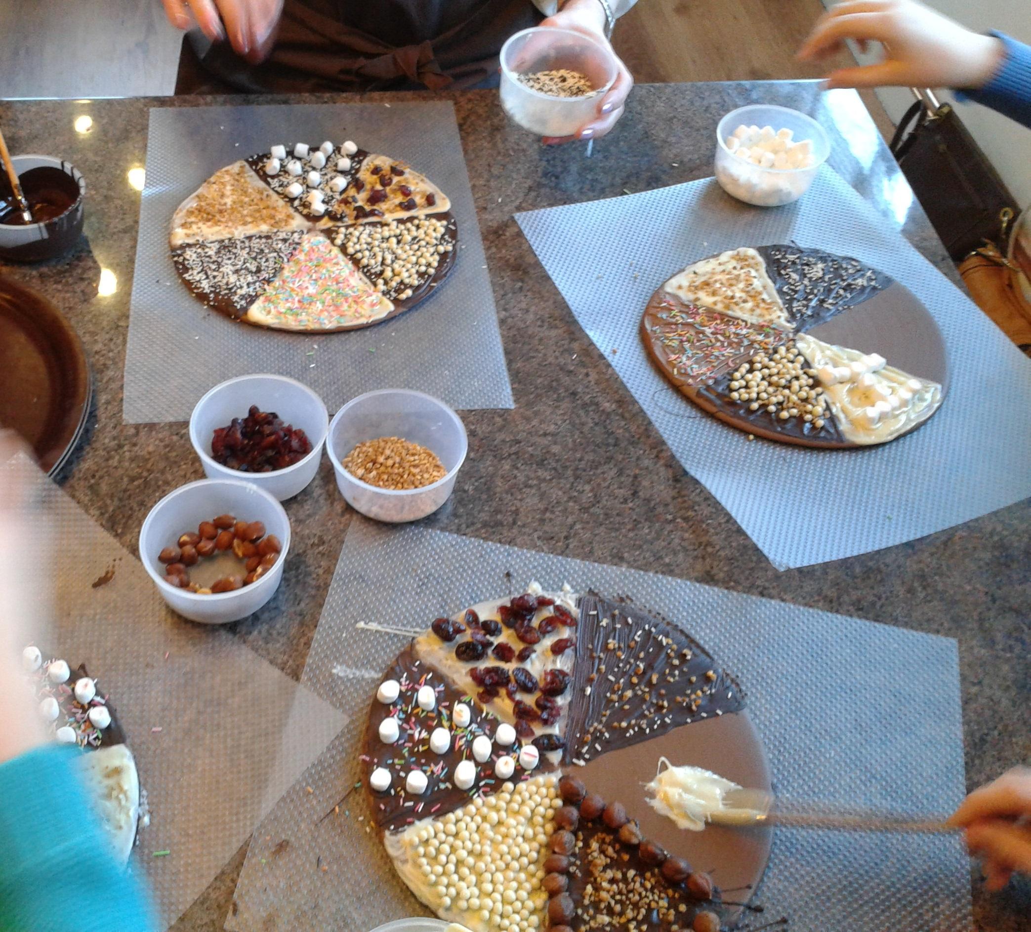 chocolatier classes chocolate course