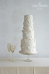 beaded cakes