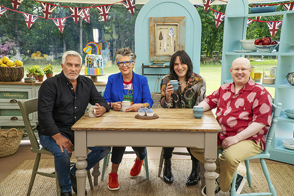 GBBO Prue and Paul