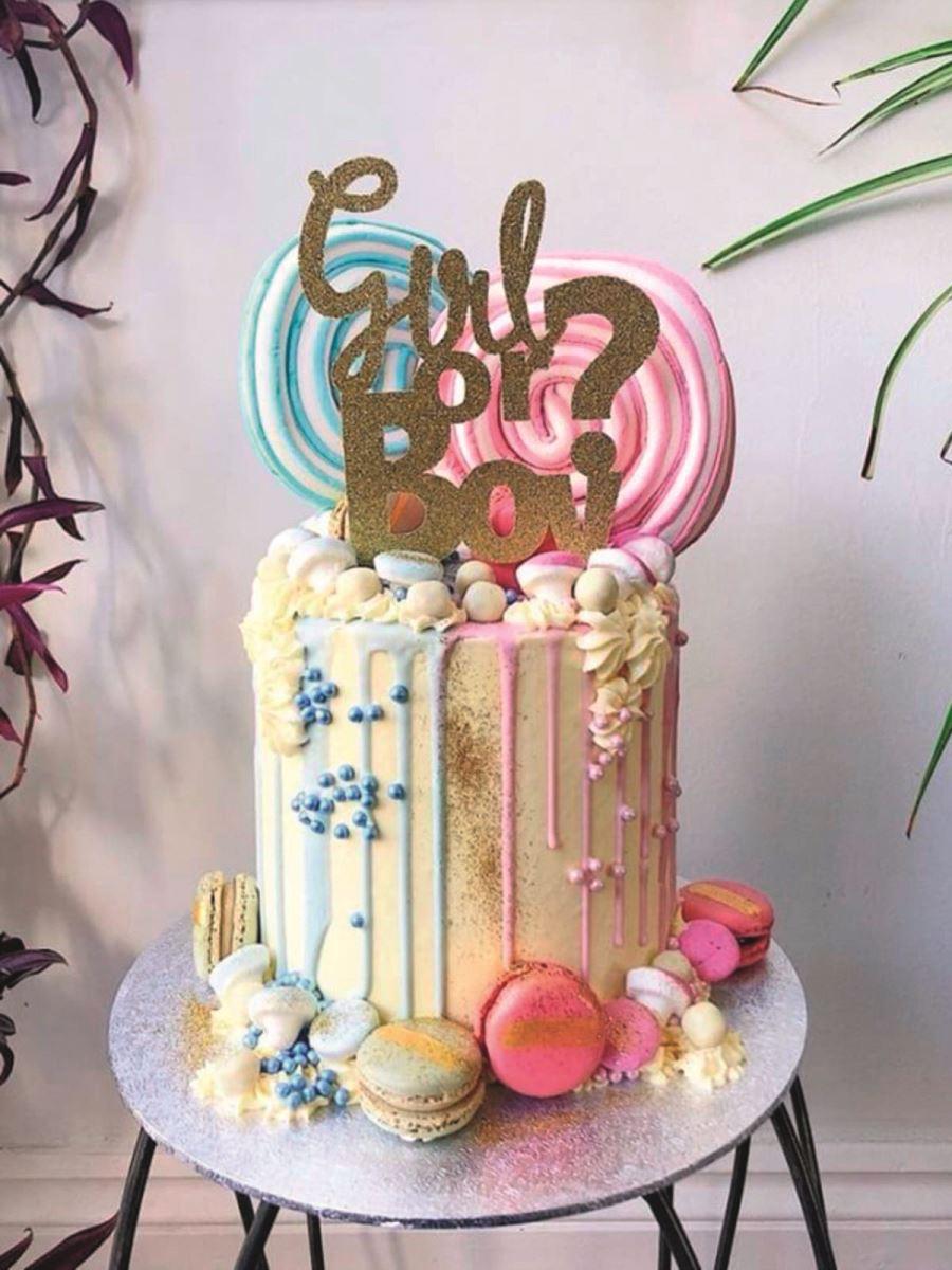 Girl or Boy Lissielou cake